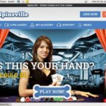 Spinsville How To Sign Up