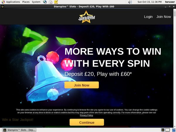Starspins Entropay Starspins-Entropay