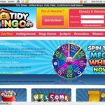 Tidy Bingo Deposit