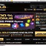 Totalgold New Account Promo