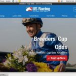 Usracing Register Bonus