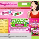 Welcome Offer Bingolicious