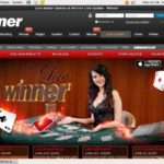 Winner Live.co.uk Open Account