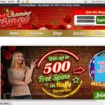 Charming Bingo Limited Offer