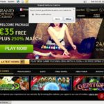 Grand Fortune Casino New Customer Bonus