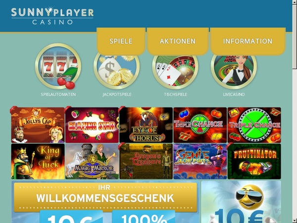 Sunnyplayer Add Money