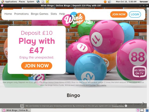 Winkbingo How To Register
