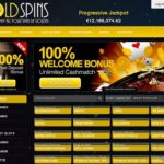Goldspins With Gift Card