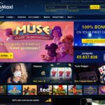 Casinomaxi Games And Casino