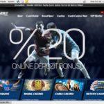 Odeonbet Bonus Match