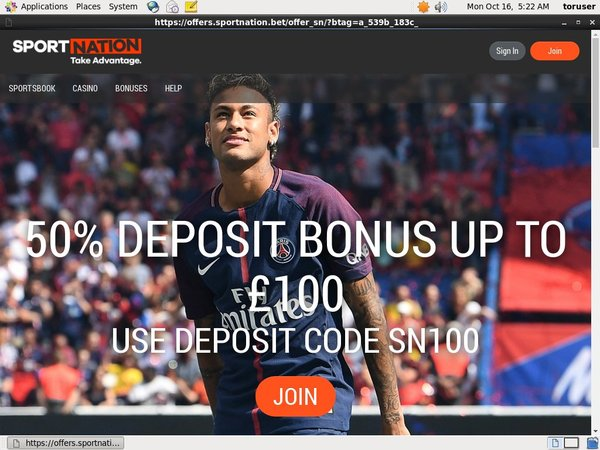 Pay By Phone Sport Nation