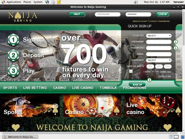 Naijagaming Best Online Slots