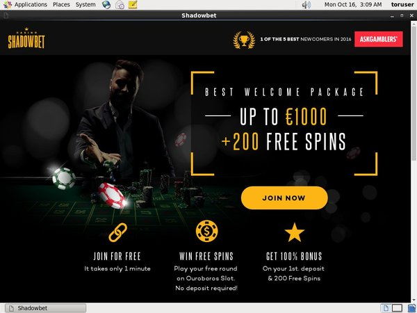 Shadow Bet Casino Online Slots