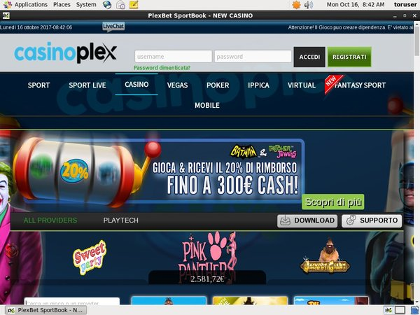 CasinoPlex Best Slots