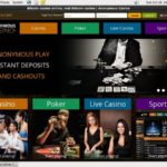 Anonymous Casino Create New Account