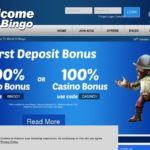Welcomebingo Deposit Page