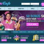 Get Slots Cafe Account