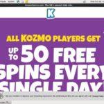 Kozmo Casino Live Casino Uk