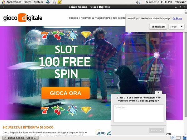 GiocoDigitale.it Casino Australia Dollars