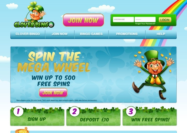 Clover Bingo Online Casino Sites