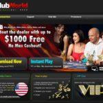 Club World Casinos Nytt Konto