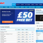 Betting Sporting Bet UK