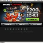 Moneygaming Payout Time