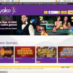 Yako Casino Join Offer