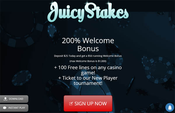 Juicy Stakes Rewards Code
