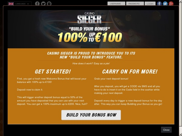 Casino Sieger Transfer Money