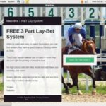 3 Part Lay System Telephone Betting