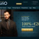Calvincasino Register Page