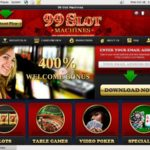 99 Slot Machines Register