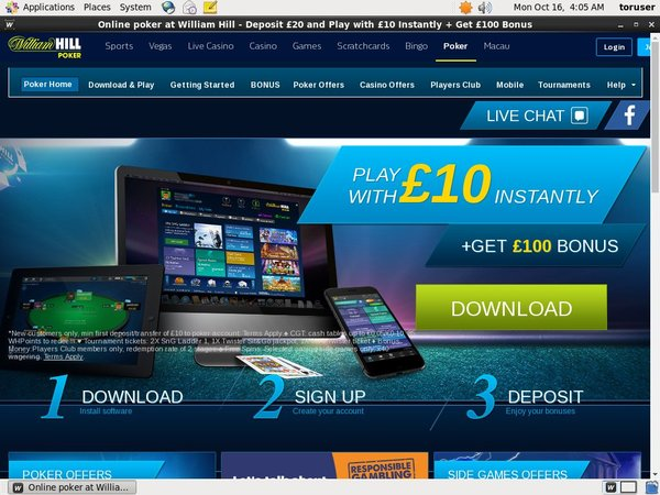 Roulette Bonus Williamhill