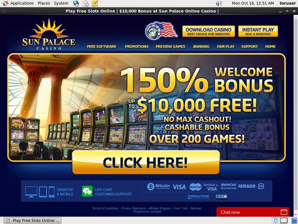 Sun Palace Casino Golf