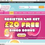 Little Miss Bingo Mobil Casino Bonus