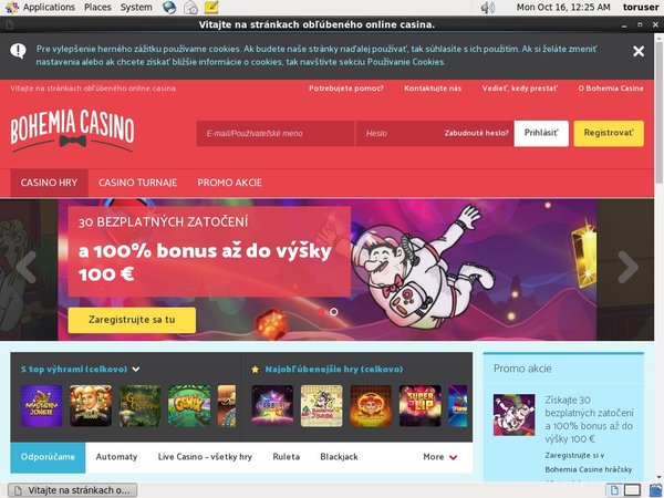 Bohemia Casino Joining Deals