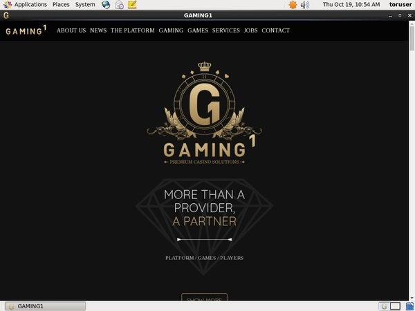Gaming1 Uk