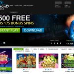Diamond Reels Casino Paysafe